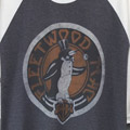 (M) フリートウッドマック ベースボール Tシャツ(新品)【メール便可】