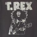 (L) Tレックス BLK  Tシャツ(新品)【メール便可】