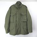 M-65 フィールドジャケット アルミジップ セカンド (MS)