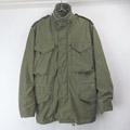 M-65 フィールドジャケット アルミジップ セカンド (XSR)
