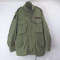 M-65 フィールドジャケット アルミジップ セカンド(LR)