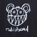 (M) レディオヘッド アングリーベア Tシャツ (新品)【メール便可】