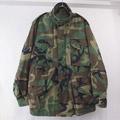 M-65 フィールドジャケット ウッドランドカモフラージュ (ML)