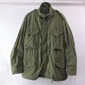 M-65 フィールドジャケット アルミジップ セカンド (LR)