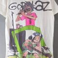 (L) ゴリラズ #5 Tシャツ(新品)【メール便可】