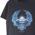 ハーレーダヴィッドソン BARNETT Tシャツ USA 古着【メール便可】