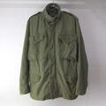 M-65 フィールドジャケット セカンド アルミジップ (XSR)