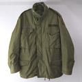 M-65 フィールドジャケット セカンド アルミジップ リペア (MS)