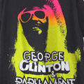 (L) ジョージクリントン & パーラメント  Tシャツ (新品) 【メール便可】