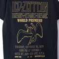 (L) レッドツェッペリン THE SONG REMAINS THE SAME Tシャツ (新品)