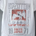 (M) レッドツェッペリン TOKYO 71 Tシャツ (新品)