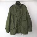 M-65 フィールドジャケット セカンド アルミジップ MR 古着