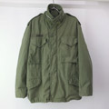 M-65 フィールドジャケット セカンド アルミジップ SS 古着