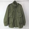 M-65 フィールドジャケット セカンド アルミジップ MS