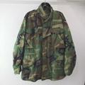 M-65 フィールドジャケット ウッドランドカモ MR