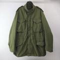 M-65 フィールドジャケット セカンド アルミジップ LL