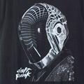 (M) ダフトパンク Tシャツ (新品) 【メール便可】