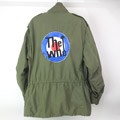 M-65 フィールドジャケット The Who カスタム (MS)