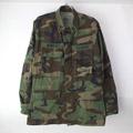 ウッドランド BDU シャツジャケット SEABEES(SR)