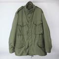 M-65 フィールドジャケット アルミジップ セカンド (XLR)