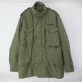 M-65 フィールドジャケット アルミジップ セカンド (MR)