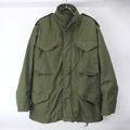 M-65 フィールドジャケット アルミジップ 4th (SS)