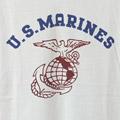 (M) U.S.MARINES 2C Tシャツ (新品)【メール便可】