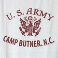 (M) U.S.ARMY Tシャツ (新品)【メール便可】