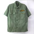 ユーティリティシャツ 半袖 U.S.ARMY