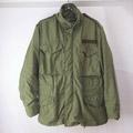 M-65 フィールドジャケット アルミジップ セカンド U.S.ARMY (SS)