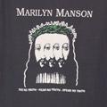(M) マリリンマンソン Tシャツ (新品)【メール便可】