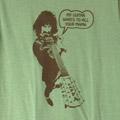 (M) フランクザッパ Kill your mama Tシャツ (新品B) 【メール便可】