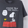 スヌーピー Tシャツ 古着【メール便可】