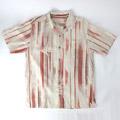 Tommy Bahama トミーバハマ 半袖シルクシャツ #19 古着【メール便可】
