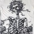(M) グレイトフルデッド Big Bertha Big Print Subway Tシャツ (新品) 【メール便可】