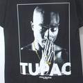 (M) 2PAC Tシャツ (新品)【メール便可】