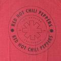 (M) レッドホットチリペッパーズ WHEEL OUTLINE Tシャツ(新品)【メール便可】