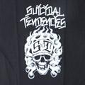 (L) スーサイダルテンデンシーズ OG FLIP SKULL Tシャツ(新品)【メール便可】