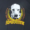 (L) サブライム LOU DOG Tシャツ(新品)【メール便可】