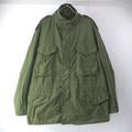 (LR) M-65 フィールドジャケット バックステンシル
