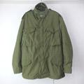 (SR) M-65 フィールドジャケット セカンド アルミジップ