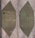 米軍 パップテント ハーフシェルター テント シート 1枚 #3