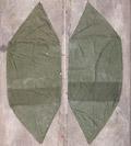 米軍 パップテント ハーフシェルター テント シート 1枚 #4