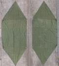 米軍 パップテント ハーフシェルター テント シート 1枚 #6