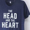 THE HEAD AND THE HEART  Tシャツ 古着
