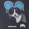 deadmou5 デッドマウス Tシャツ 古着リペア【メール便可】