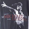 マイケルジャクソン THIS IS IT Tシャツ 古着【メール便可】