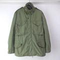 M-65 フィールドジャケット セカンド アルミジップ (SS )