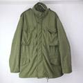 M-65 フィールドジャケット セカンド アルミジップ (MR)
