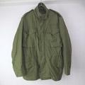 M-65 フィールドジャケット セカンド アルミジップ バックステンシル (SR)